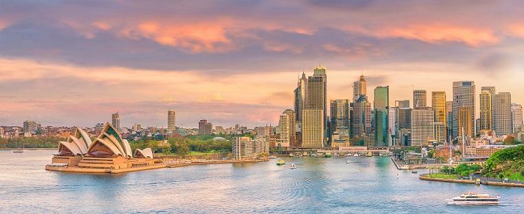 Transport morski i lotniczy do Australii  transport kontenerowy drogą morską   transport i spedycja ICT