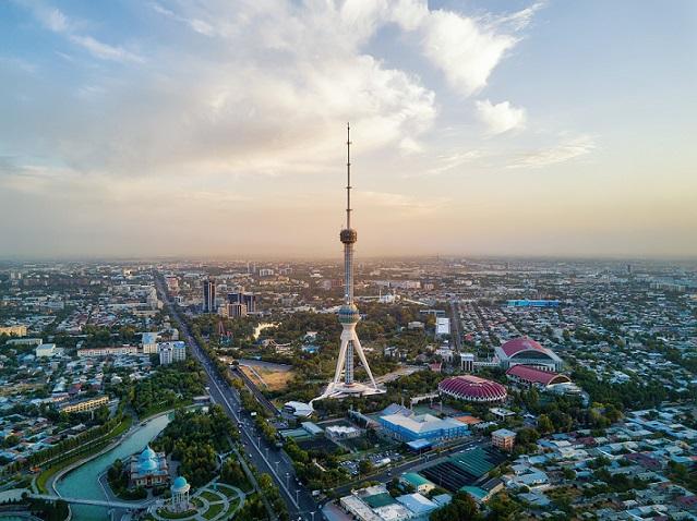 Szybki Transport Uzbekistan oraz  Tadżykistan