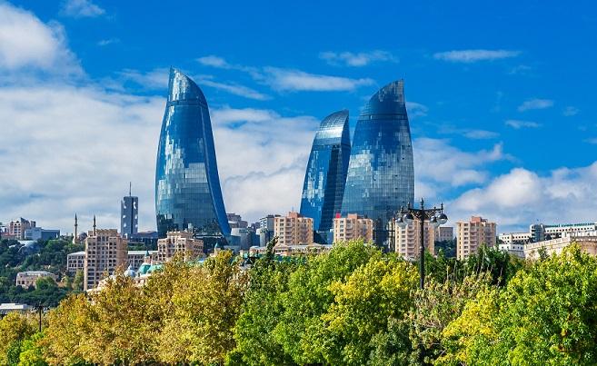 Tani transport do Baku