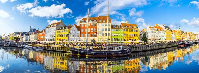 Transport ciężarowy do Danii, przewóz towarów   transport i spedycja ICT