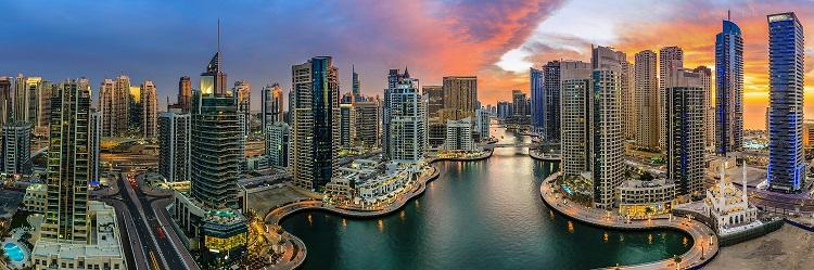 Zjednoczone Emiraty Arabskie   transport i spedycja ICT